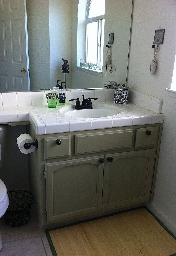 Bathroom Makeover With Chalk Paint Decorative Paint By Annie Sloan Bathroom Bathroom