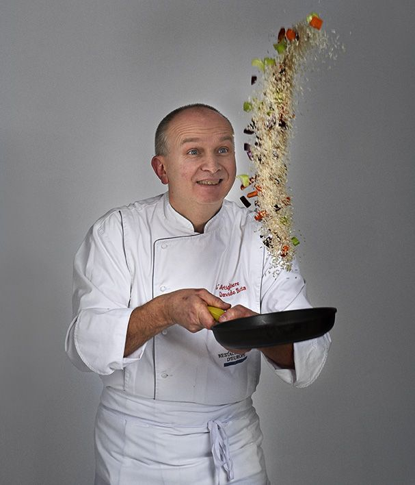 Davide Botta will be at Diamonds Thudufushi from 7th to 15th February to cook special dishes for our guests! #diamondsreosrts #thudufushi #maldives #chef #chefmichelin #holidays