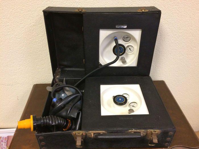 Online veilinghuis Catawiki: Vintage medisch zuurstof apparaat