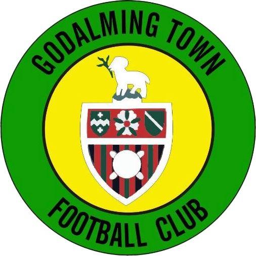 1950, Godalming Town F.C. (England) #GodalmingTownFC #England #UnitedKingdom (L16919)
