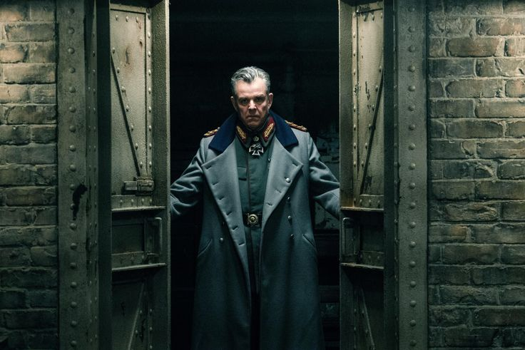 Interview: Danny Huston is very villainous in Wonder Woman
