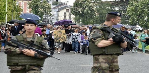 Lourdes se prépare à un pélerinage du 15 août sous haute sécurité…