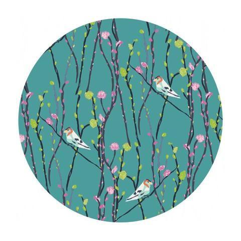 Online Fabric Canada - Art Gallery Fabrics Canada - Petal and Plume - Illusionist Vine Jay