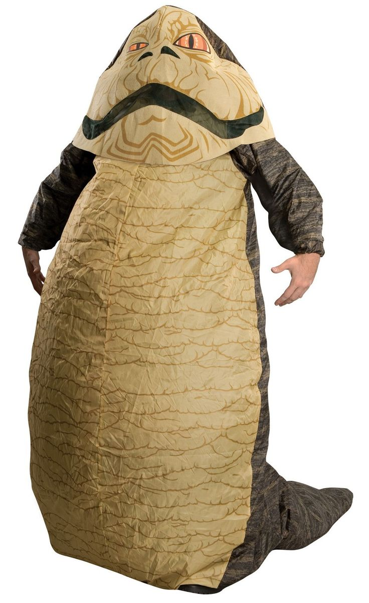 Star Wars Jabba The Hutt Inflatable Adult Costume