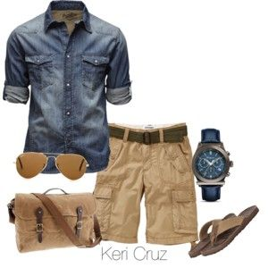 Men's Summer Fashion