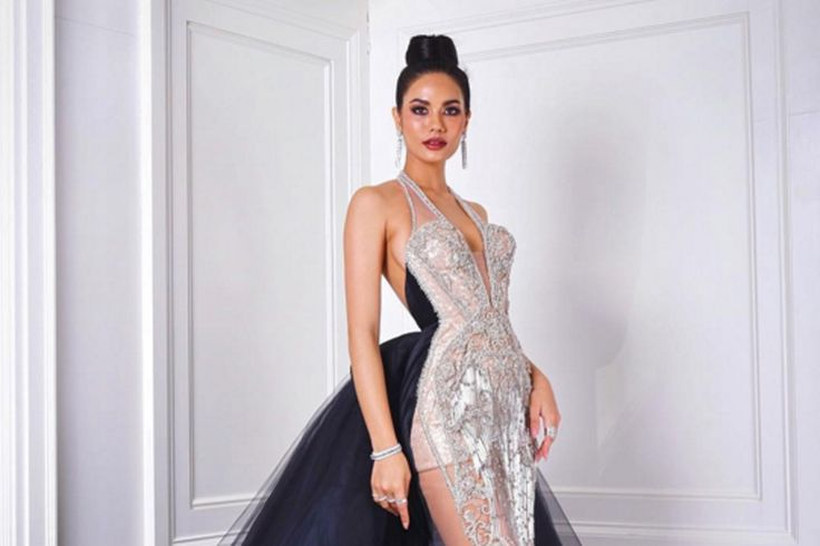 Chalita Suansane from Thailand has made it to the top 13 of the 65th Miss Universe pageant on Monday.
