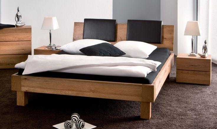 HASENA BEDS Hasena Oak-Line Noro Varus Modul Bed