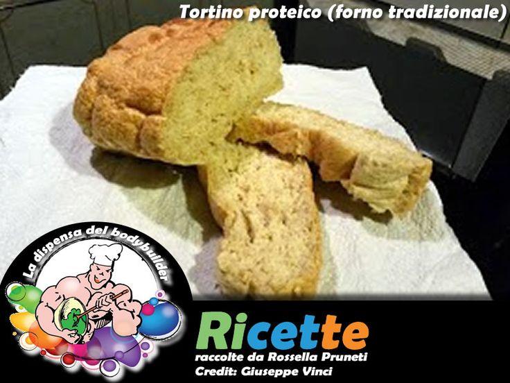 Tortino proteico (forno tradizionale)