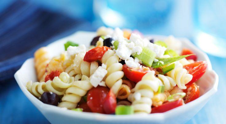 Ricette estive: insalate di pasta