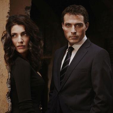 ZEN on PBS (SBS Australia) Mystery starring Rufus Sewell and Catarina Murino