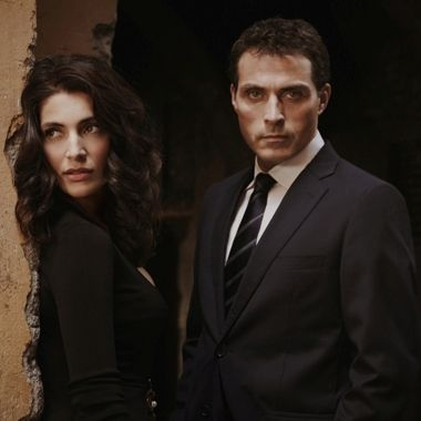 ZEN on PBS (SBS Australia) Mystery starring Rufus Sewell and Catarina Murino