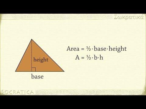 Area of a Triangle (W18)