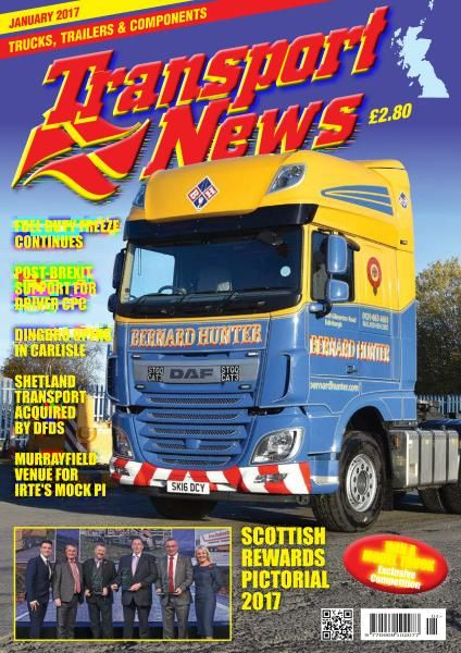 Transport News - January 2017