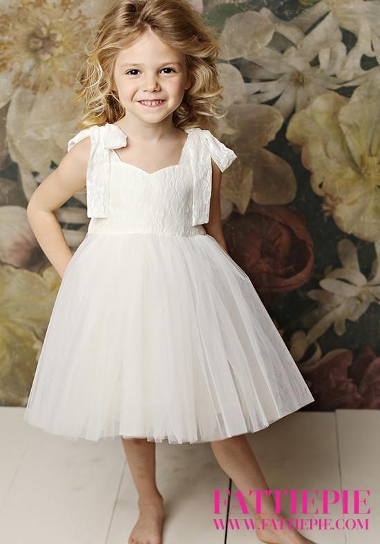 8599dd52f19 FLIRTY-Flower girl dress – FATTIEPIE CLOTHING