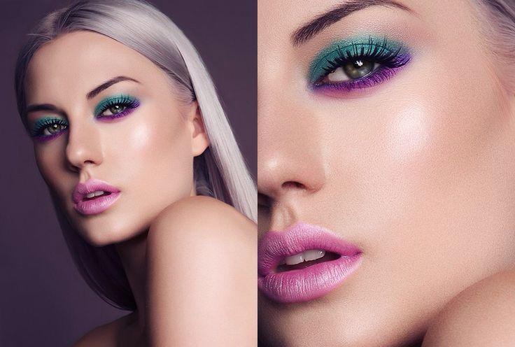 photo: © Stanislava H. Hricova #Beauty #editorial #makeup #hair #model #tips #trends