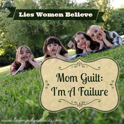 Mom Guilt and Faith. Living Proverbs 31 Linkup #54 - A Proverbs 31 Wife