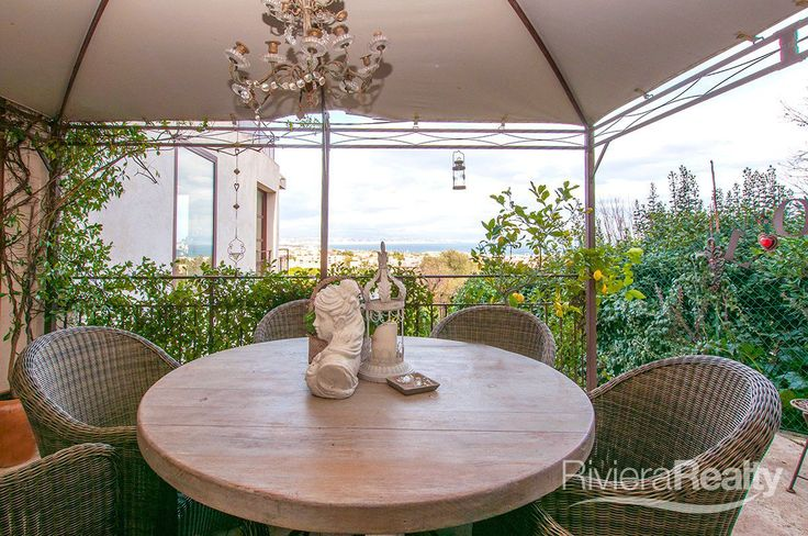 Authentic 5 bed Stone Mas in Antibes. Incredible Views !