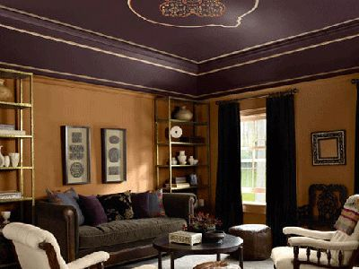 17 best ideas about vintage wine on pinterest french for Purple and brown living room ideas