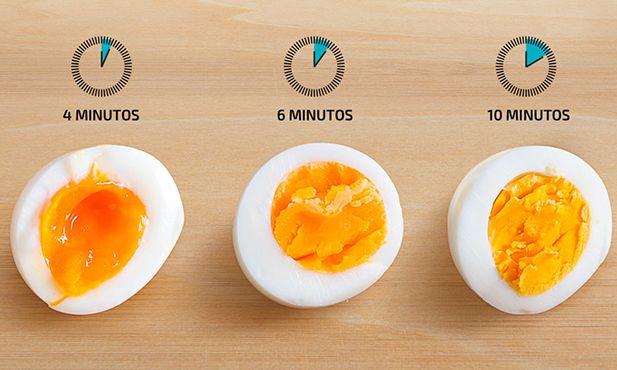 Saiba como cozer ovos na perfeição para ficarem prontos a levar para comer durante o dia