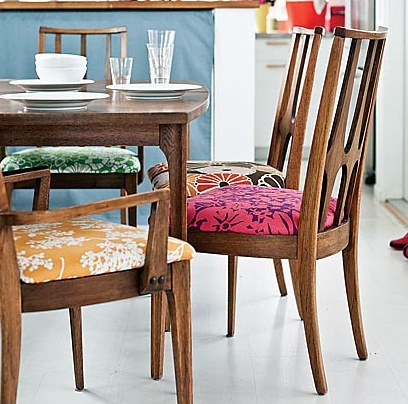 1000 images about kitchen chair reupholstery ideas on pinterest rocking chair makeover. Black Bedroom Furniture Sets. Home Design Ideas
