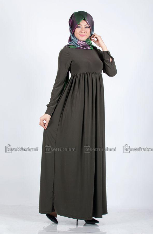Hamilelerin de çok rahat kullanacağı bir elbise. Elastik kumaşıyla bu robalı elbiseyi hiç üzerinizden çıkarmak istemeyeceksiniz.