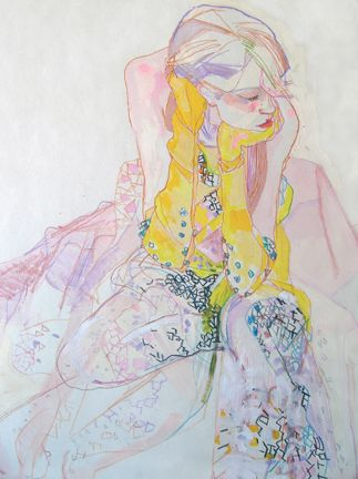 Howard Tangye - Emma in Dior Couture