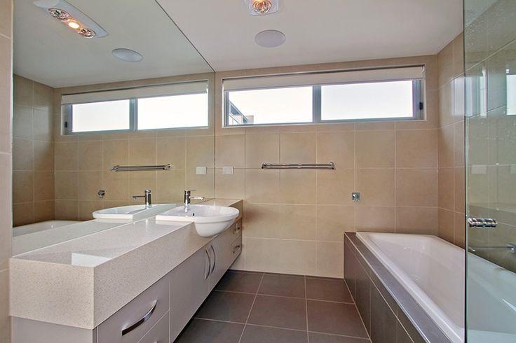Contemporary Bathroom - Modern / Art Deco Home.