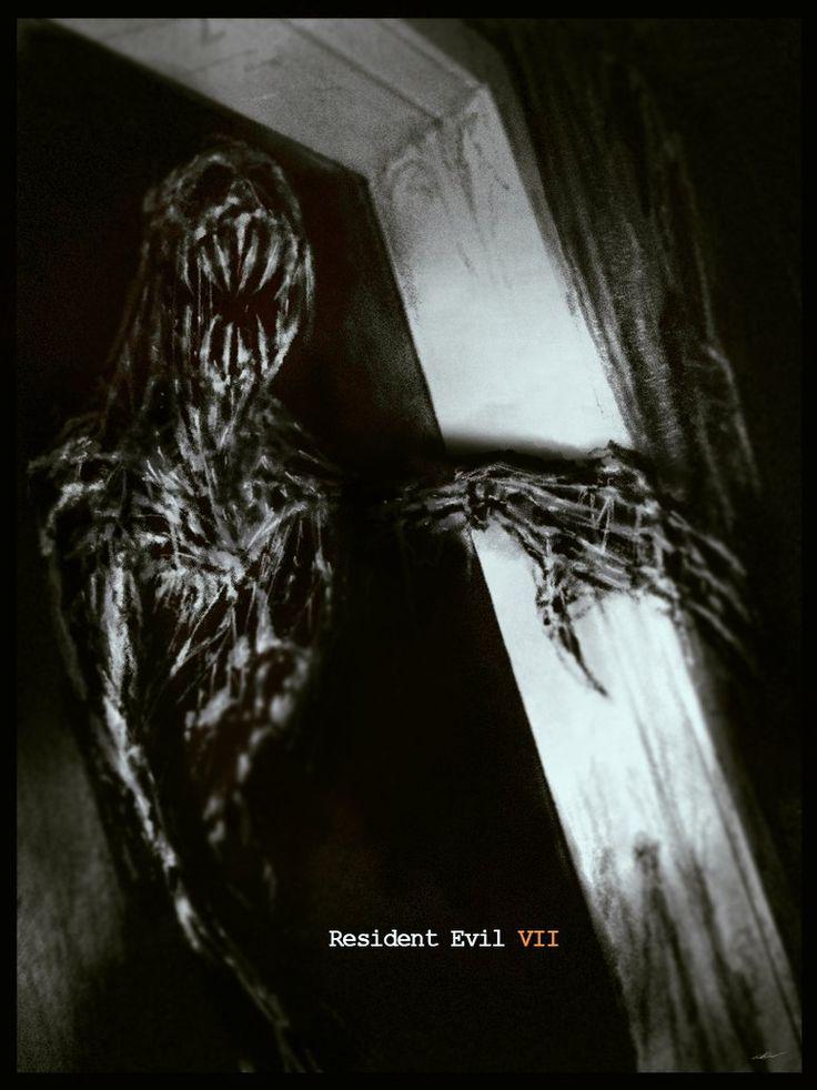 Resident Evil 7 by cinemamind