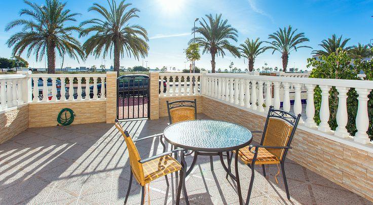 RicaMar Homes Real Estate Costa Blanca | 3 Bed 2 Bathroom Townhouse in Castaways…