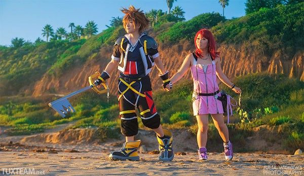 Kingdom Hearts Would Be Weird As A Live-Action Movie [Cosplay]