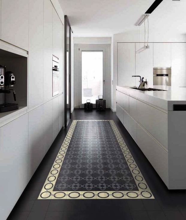 14.BISAZZA CONTEMPORARY CEMENT TILES