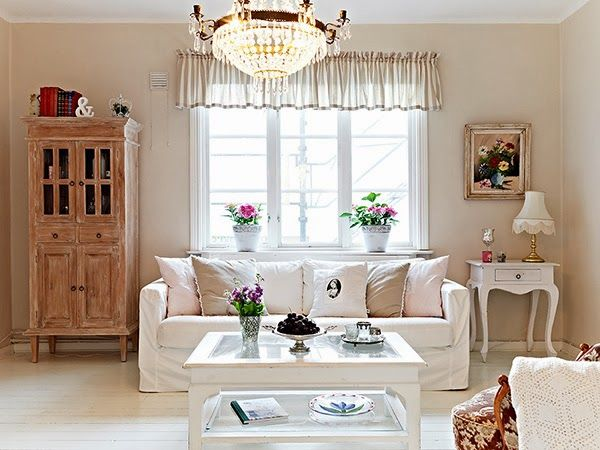 Romantic Small Apartment Style - Heart Handmade