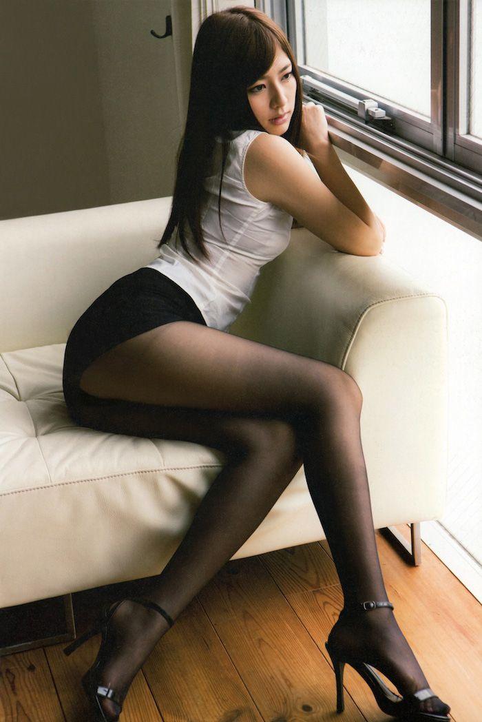 Asian girls stockings women hot