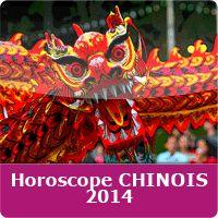 Votre horoscope Chinois 2014