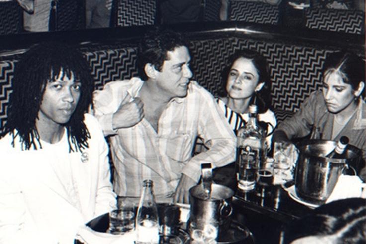 Djavan, Chico Buarque , Marieta Severo & Glória Pires