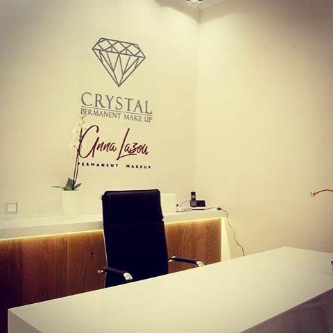 Crystal#beauty#salon#design#2017#DavidMizrahi
