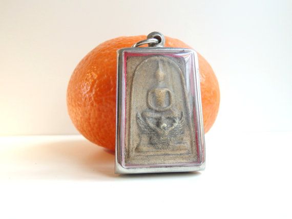 Blessed Phra Thai,Thailand Popular Thai Amulet Buddha Pendant,Blessed for good luck