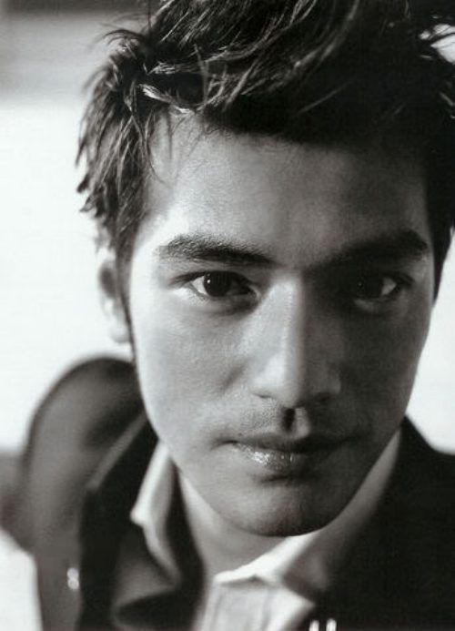 Takeshi Kaneshiro Chinese/Japanese actor, model