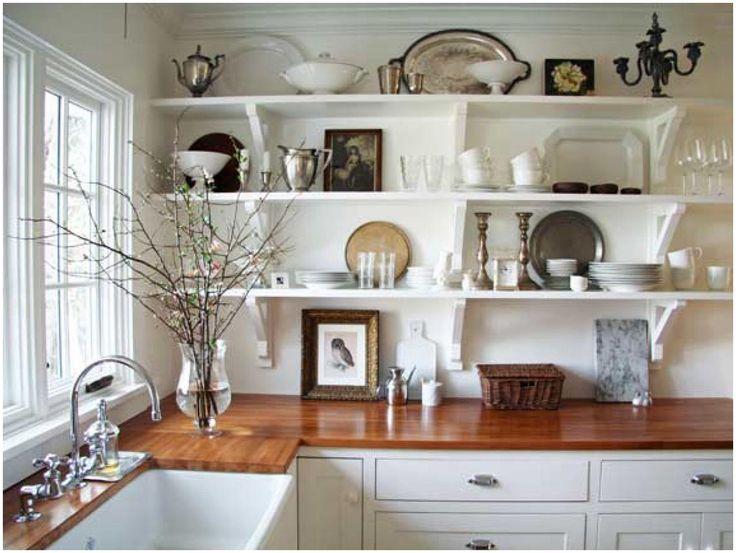 Image result for ikea shelves kitchen