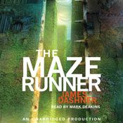 I finished listening to The Maze Runner by James Dashner, narrated by Mark Deakins on my Audible app. Try Audible and get it free.