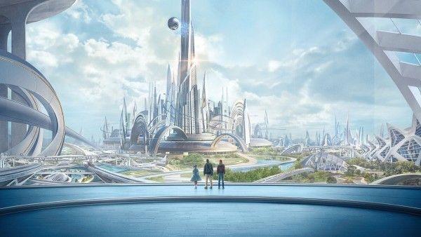 Tomorrowland Movie 2015