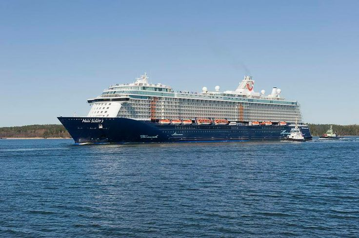 TUI Cruises Takes Delivery of Mein Schiff 3
