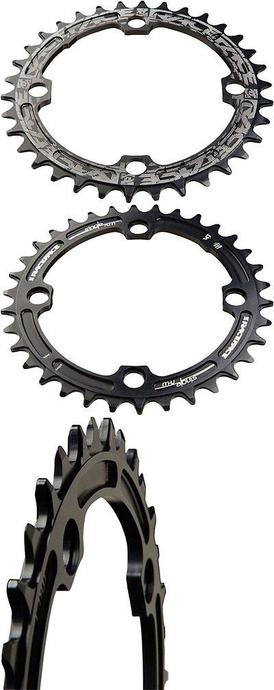 Chainrings and BMX Sprockets 177811: Race Face Narrow-Wide Single Ring 36T X 104 Black -> BUY IT NOW ONLY: $40.79 on eBay!