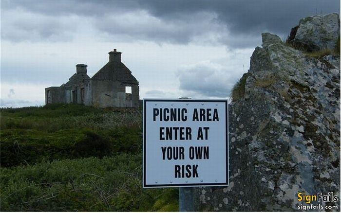 Picnic safety