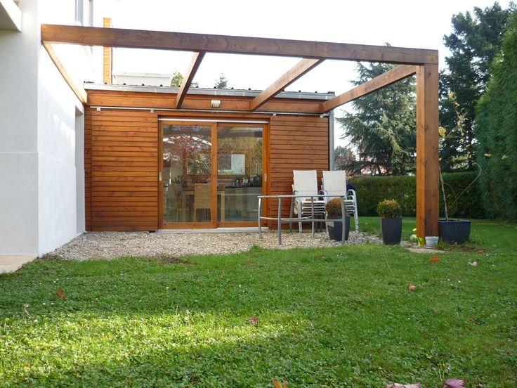 11 best veranda in aluminium in ral kleur tijdens en na de afwerking images on pinterest - Camif bed frame ...