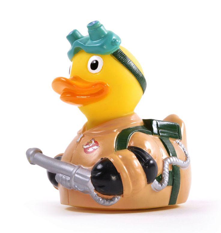 Goosebusters Rubber Duck - Celebriduck for Ghostbusters Fans  | eBay