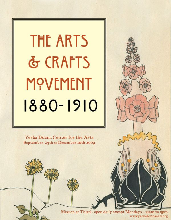 1000 images about museum graphic design on pinterest for Arts and crafts movement graphic design