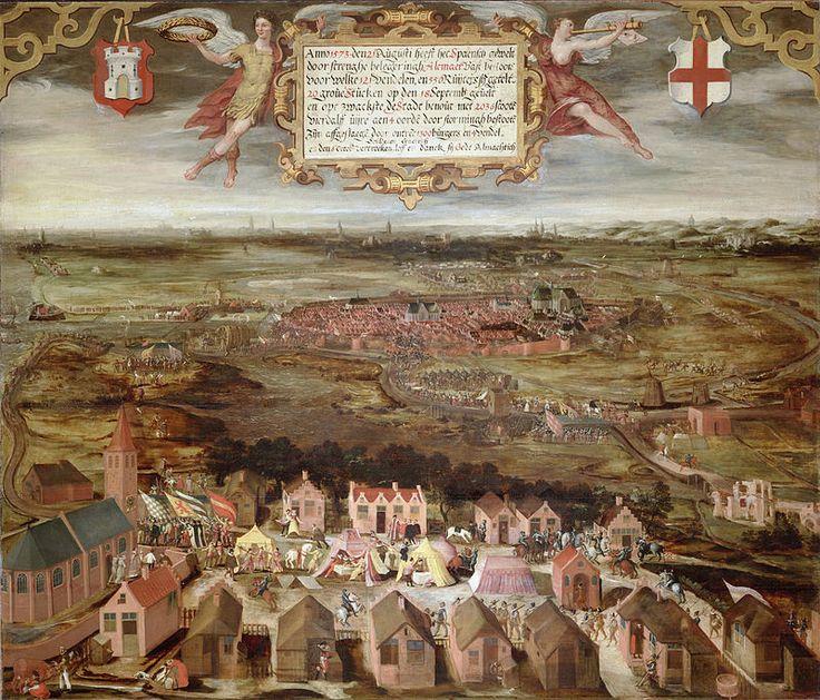 Alkmaar 1573 - Beleg van Alkmaar - Wikipedia