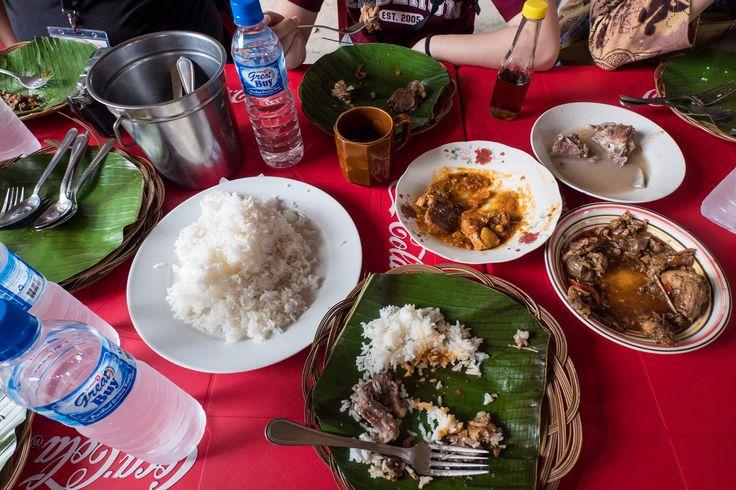 Filipino Food Tour in Pampanga with World Street Food Congress! Filipino Food Tour in Pampanga with World Street Food Congress!