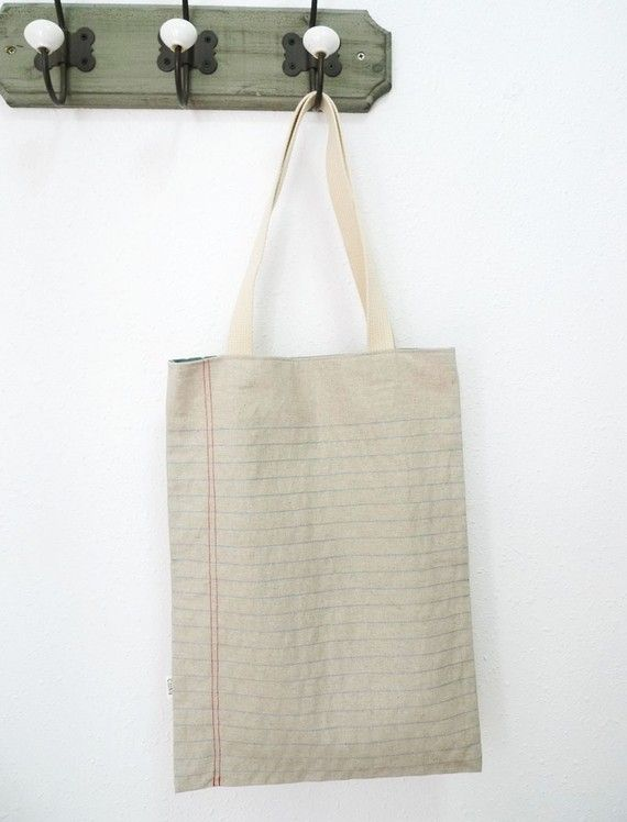 filler paper bag, must make for all the teachers around me ;)